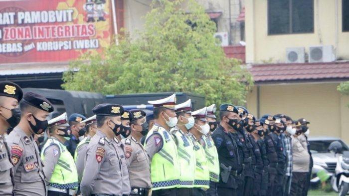 10 Hari Jelang PSU Pilgub Kalsel, Polda Kalsel Tingkatkan Intensitas Patroli Kamtibmas