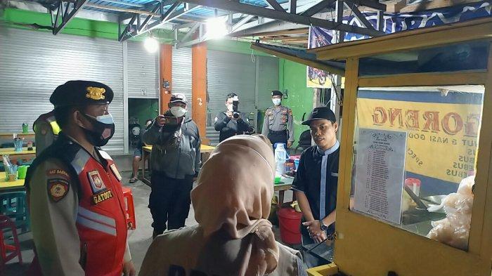 PPKM Mikro Palangkaraya, Petugas Akan Bubarkan Kerumunan Lebih dari Tiga Orang