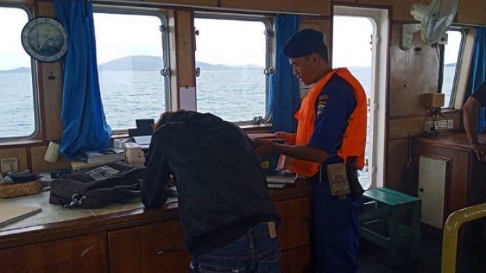 Cegah Tindak Pidana di Perairan, Satpolair Tingkatkan Patroli