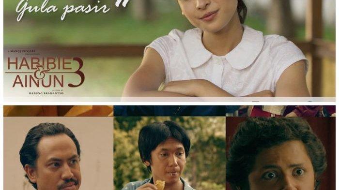 Jadwal Tayang Film Baru Saat Lebaran 2021 di SCTV, Ada Warkop DKI Reborn 3 dan Habibie & Ainun 3