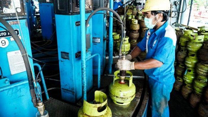 Salurkan LPG ke Lokasi Terdampak Banjir, Pertamina Salurkan 2.240 Tabung ke Pangkalan Satui