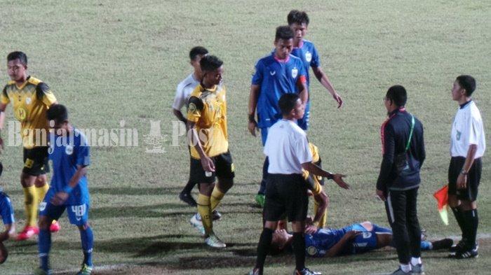 PSSI Hentikan Liga 1 dan Liga 2 karena Wabah Corona, Pelatih Barito Putera U-20 Bilang Begini