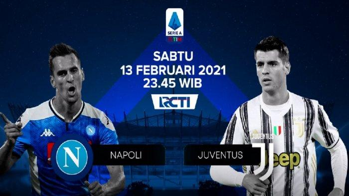 Link Nonton Streaming Gratis Napoli vs Juventus Live TV ...