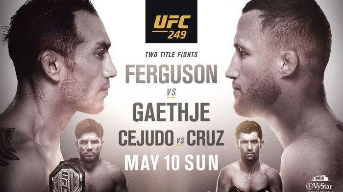 Link Live Streaming Fox Sports Asia Tony Ferguson Vs Justin Gaethje Ufc 249 Live Streaming Espn Banjarmasin Post