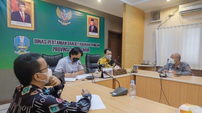 Cadangan Pangan Kurang 200 Ton, DPRD Kalsel Minta Belajar dari Jatim