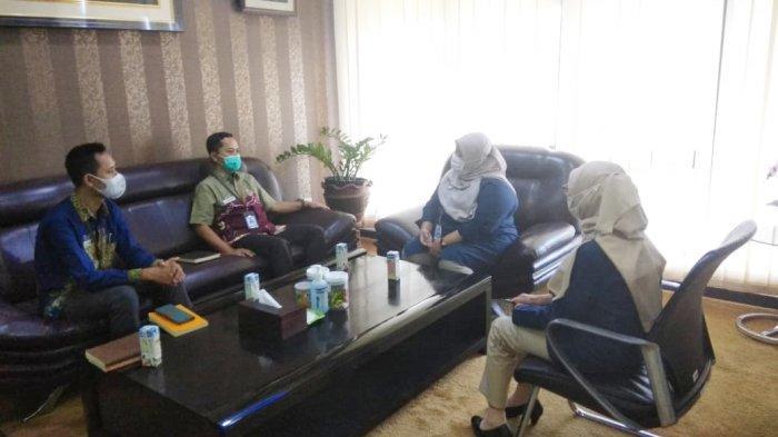 Dapat Keluhan Jaminan Sosial Kesehatan, Ombudsman Kalsel Sambangi BPJS