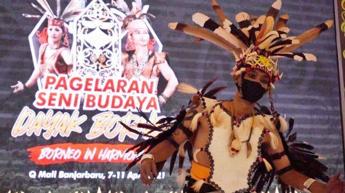 PLN Dukung Pagelaran Seni Budaya Dayak Borneo, Turut Lestarikan Budaya Daerah