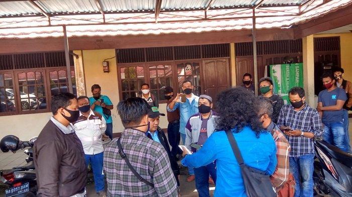 Tindak Lanjuti Perselisihan di PT Restu Tanjung Permai, Disnaker Tabalong Terbitkan Anjuran