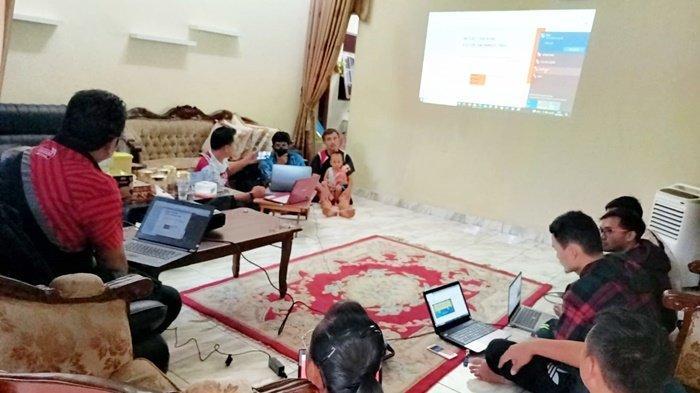 PBSI Kalsel Berikan Pelatihan Sistem Informasi PBSI Kepada Admin-admin di Klub dan PBSI Banjarbaru