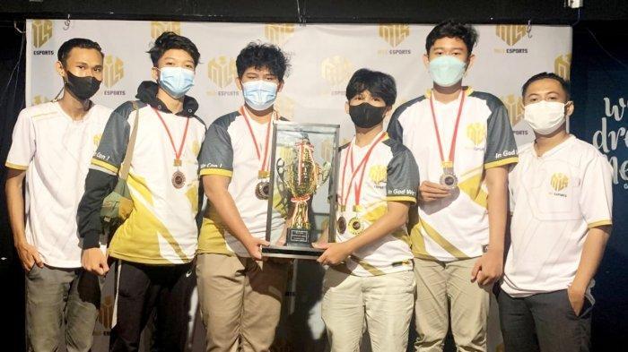 Tim Free Fire MLS Esports Kalsel Targetkan Lolos ke Eksebisi PON XX Papua