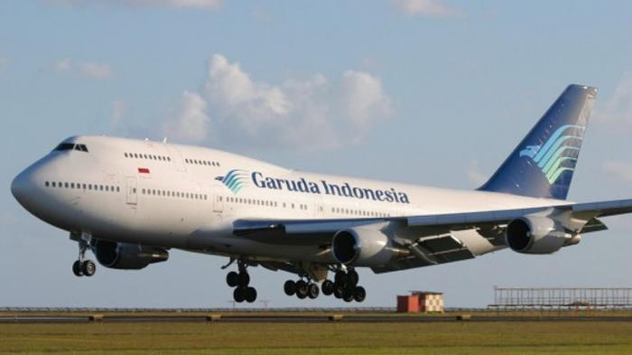 Petugas Bea dan Cukai Mendapati Pesawatnya Bawa Onderdil Ilegal, Garuda Indonesia Merespons Begini