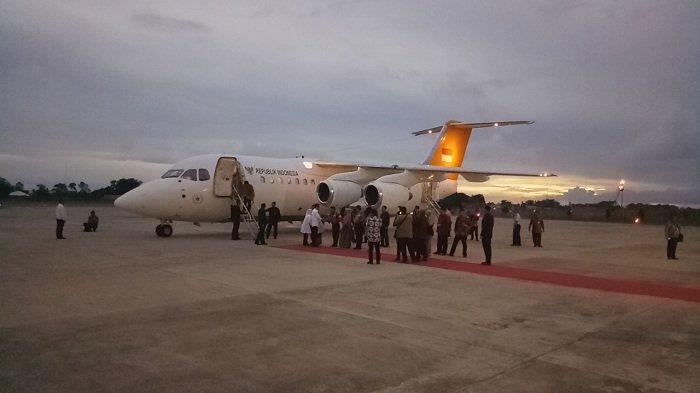 Penumpang Berangkat dari Bandara Internasional Syamsudin Noor Kalsel Meningkat