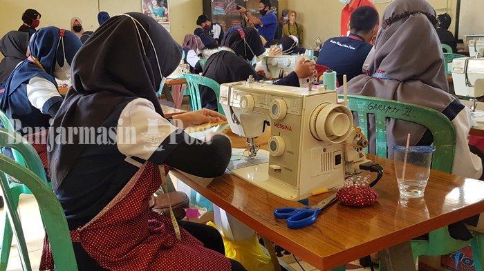Warga Atuatu Kabupaten Tala Ini Berencana Buka Usaha Pascapelatihan di BLK