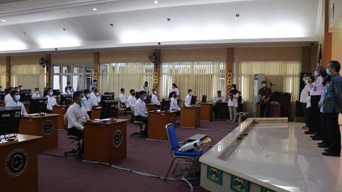 Seleksi Sekolah Kedinasan Kemenkumham, 224 Peserta Kalsel Bersaing Jadi Taruna Poltekip dan Poltekim