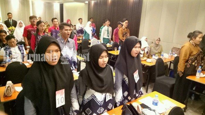 Ini Daftar Peserta Lolos Seleksi Gita Bahana Nusantara Kalsel 2019, Wakili Kalsel ke Istana Negara