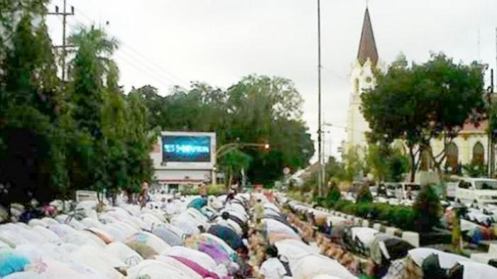 Niat dan Panduan Sholat Idul Adha 2018, 10 Dzulhijjah 1439 Hijriyah