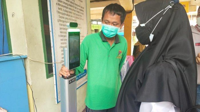 Pelaksanaan SKD PPPK Guru di Banjarmasin, 21 Peserta Tak Hadir