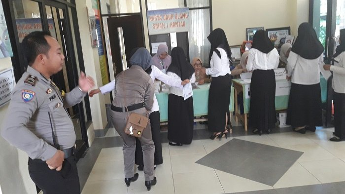Pengumuman Hasil Tes SKD CPNS 2018 Dilaksanakan pada 29 November? Cek Penjelasan BKN