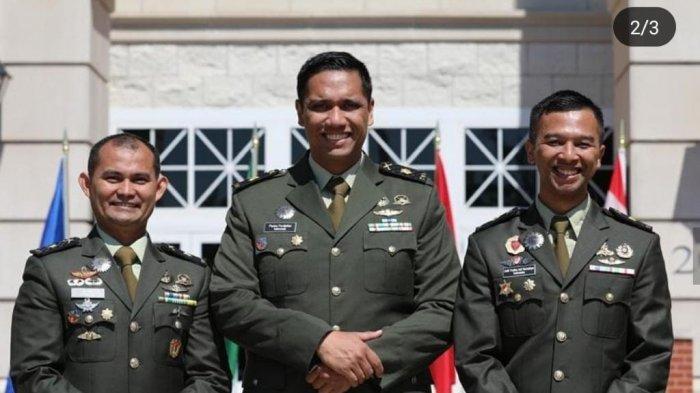 Inilah Sosok Tentara Pertama Penerima Penghargaan US Army CGSC