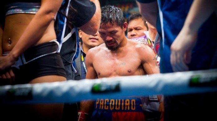 Akhirnya Manny Pacquiao Naik Ring, Duel Tinju Dunia dengan Errol Spence, Garcia & Crawford terbuka