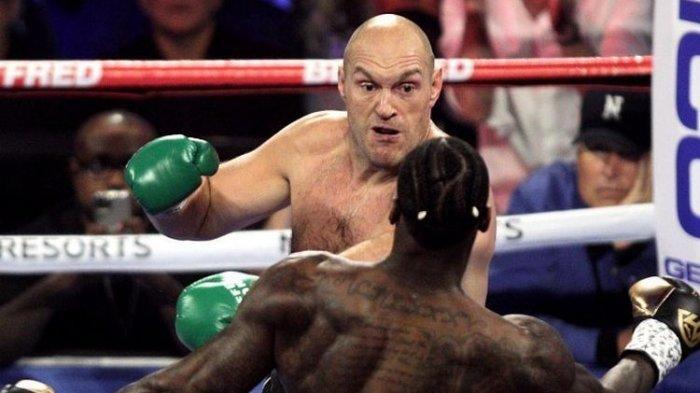 Jadwal Live Streaming Tinju Dunia Tyson Fury vs Deontay Wilder Hari Ini, Siaran Langsung Indosiar
