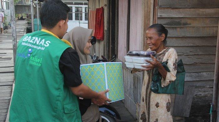 Baznas Kalsel Siapkan Paket Ramadan Bahagia dan Berkah Ramadan