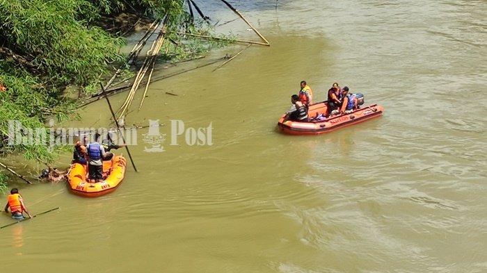 Masih Berlangsung, Pencarian Perempuan Diduga Tenggelam di Sungai Tabalong Kalsel