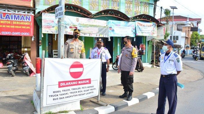 Portal Bakal Dibangun, Cegah Angkutan Bermuatan Berat Masuk Kota Amuntai Kalsel