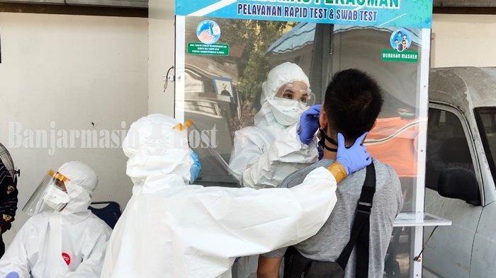 Pasien Covid-19 di RSUD Sultan Suriansyah Kembali Meningkat, Rawat 20 Pasien
