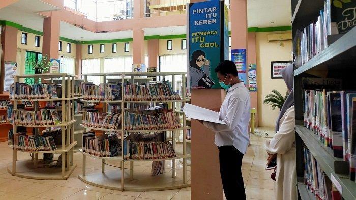 Tumbuhkan Minat Baca, Dinas Perpustakaan Kabupaten Balangan Tambah Koleksi Buku Setiap Tahun