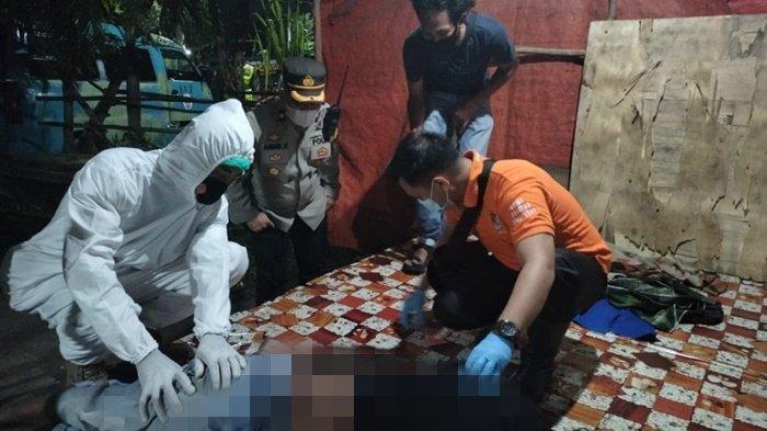 Warga Nganjuk Ditemukan Tak Bernyawa Dalam Pondok Sopir Truk di Kota Banjarbaru