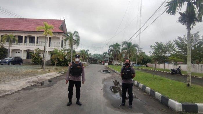 Pemprov Kalteng Tampung Pasien Covid-19 Isoman di Asrama Haji Palangkaraya
