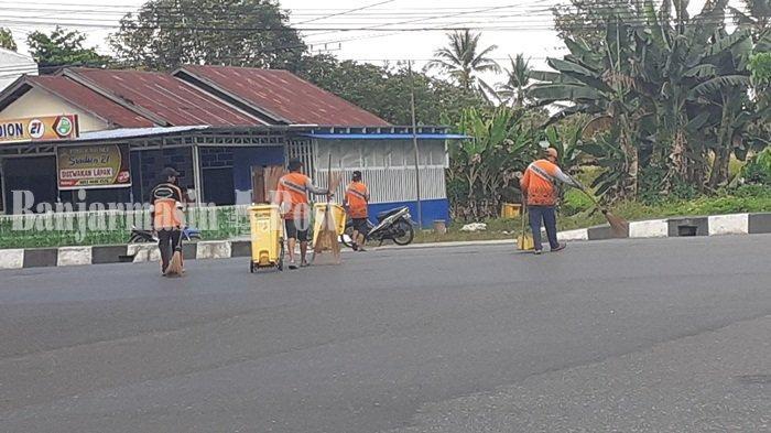 Selama Ramadan Volume Sampah di Kualakapuas Naik Enam Ton per Hari, Jadwal Pengangkutan Ditambah