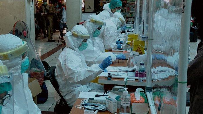 Tarif Pemeriksaan Tes RT-PCR Turun Percepat Penanganan Covid-19 di Palangkaraya