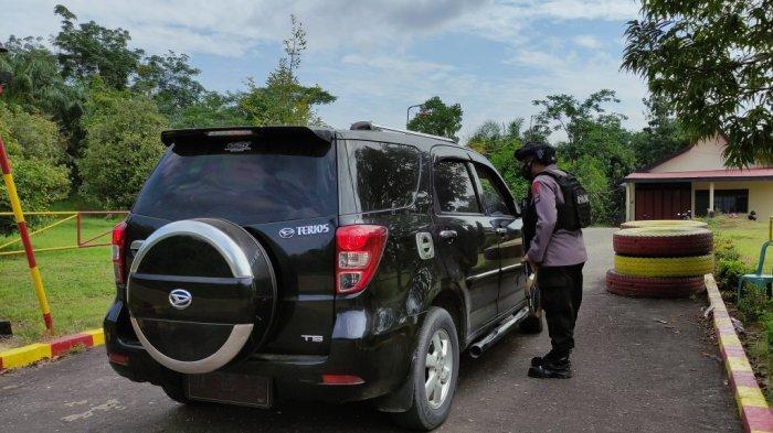KPK Masih Berada di Tabalong, Lanjutkan Pemeriksaan Kasus OTT HSU