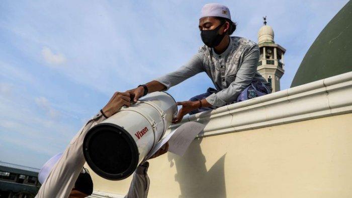 Muhammadiyah Tetapkan 1 Syawal 1442 H, Berikut Link Live Streaming Sidang Isbat Idul Fitri 2021