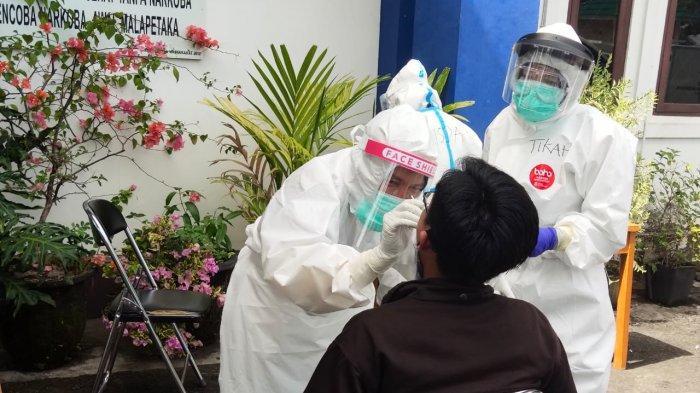 220 Warga Banjarmasin Menolak Tes Swab, Begini Reaksi Dinas Kesehatan