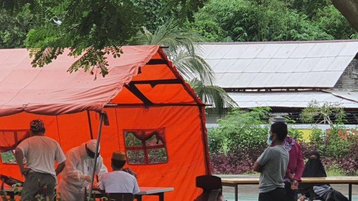 Kisah Petugas Medis dari Tempat Karantina Ambulung, Dokter Hera Ajak Penghuni Olahraga Bareng