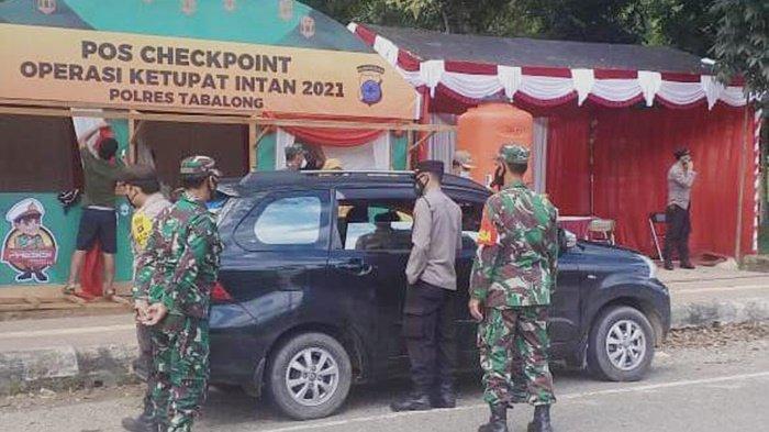 Arus Masuk Kabupaten Tabalong Mulai Diawasi, Pos di Perbatasan Provinsi Diaktifkan