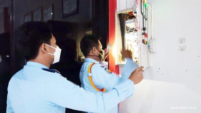 Deteksi Dini Cegah Ancaman Kebakaran di LPKA Martapura Kabupaten Banjar