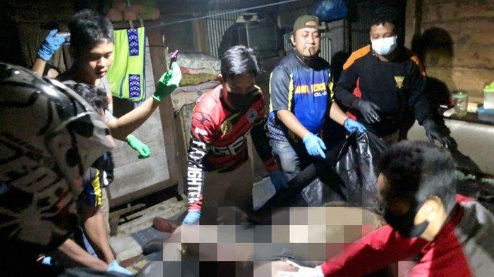 Jasad Supeltas Terbujur Kaku di Atas Kasur Gegerkan Warga Pangambangan Banjarmasin