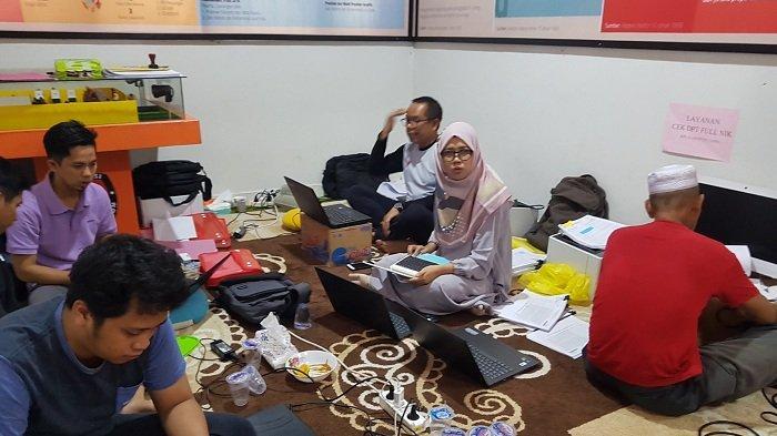 Entry Situng Tuntas, KPU Tapin Gelar Rekapitulasi Hasil Suara Pemilu Awal Pekan ini