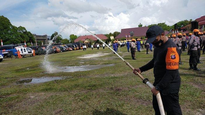 Hujan Mulai Jarang, Lahan di Kalteng Mengering dan Rawan Kebakaran