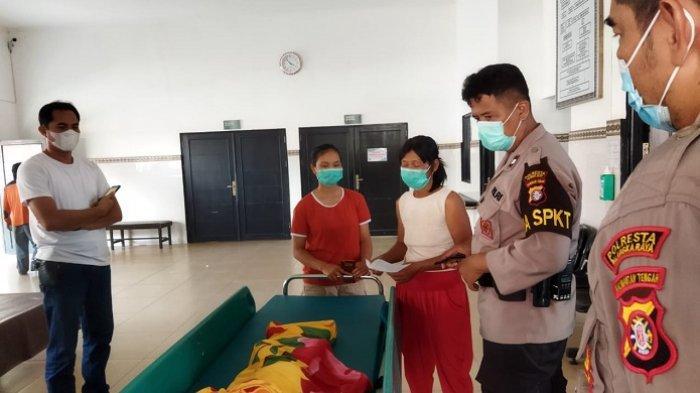 Tenggelam di Kalteng : Bocah Dua Tahun di Palangkaraya Tewas Mengapung di Parit