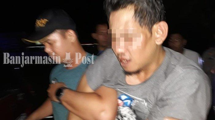Dua Lelaki Bawa Sabu Ditangkap Polantas Palangkaraya Berasal dari Pontiana