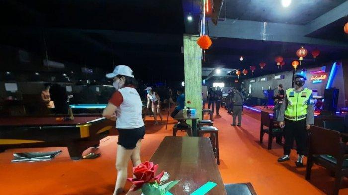 Polres Palangkaraya Gencarkan Razia Tempat Hiburan Malam di Cegah Gangguan Kamtibmas