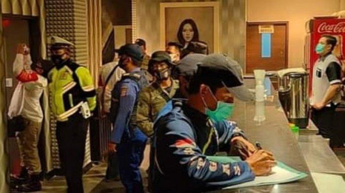 Pengunjung dan Pengelola THM di Sampit Kotim Banyak Abaikan Protokol Kesehatan