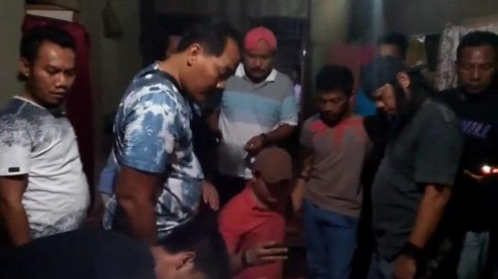 BREAKING NEWS : Tersangka Pembunuh Levie Prisilia Diciduk Petugas di Sungai Lulut