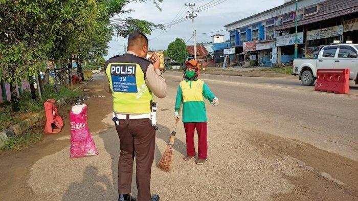 Diduga Laka Tunggal, Pengendara Motor Tewas Setelah Dilarikan ke RSUD H Badaruddin Tanjung