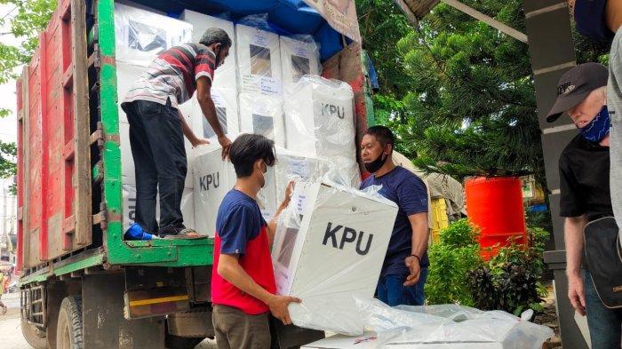 PSU Pilkada Banjarmasin 2020 di Tiga Kelurahan Tanpa Kampanye
